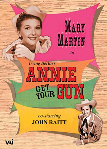 Annie Get Your Gun: Starring Mary Martin [Blu-ray] [Import]