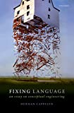 Fixing Language: An Essay on Conceptual Engineering (English Edition)