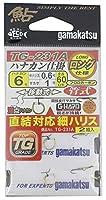 がまかつ(Gamakatsu) 満点ハナカン仕掛 6-0.6 TG231A