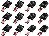 12xの数量Samsung Galaxyタブレット432GB Micro SDメモリーカードSDHC Ultraクラス10アダプター付き最大48MB / s–Fast送料無料からオーランド