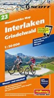 Interlaken / Grindelwald Bike Map 2014