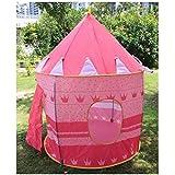 キッズテント おしゃれ テント 子供用 ピンク ホールハウス ドーム型