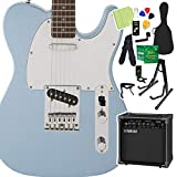 Squier by Fender FSR Affinity SeriesTelecaster Lake Placid Blue 初心者14点セット ヤマハアンプ付 エレキギター ストラト スクワイヤー