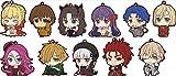 Fate EXTRA Last Encore ラバーストラップコレクション ViVimus Vol.1BOX商品 1BOX=11個入り、全11種