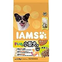 アイムス (IAMS) 12か月までの子いぬ用 小型犬用 チキン 小粒 2.3kg