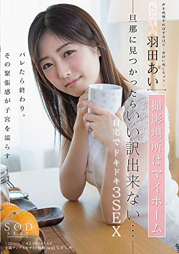 Former entertainers Haneda AI translation since I found out my home my husband not taken place... at home pounding SEX 3 (limited quantity)(Limited) [DVD]