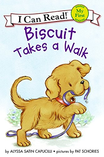 Biscuit Takes a Walk (My First I Can Read)の詳細を見る