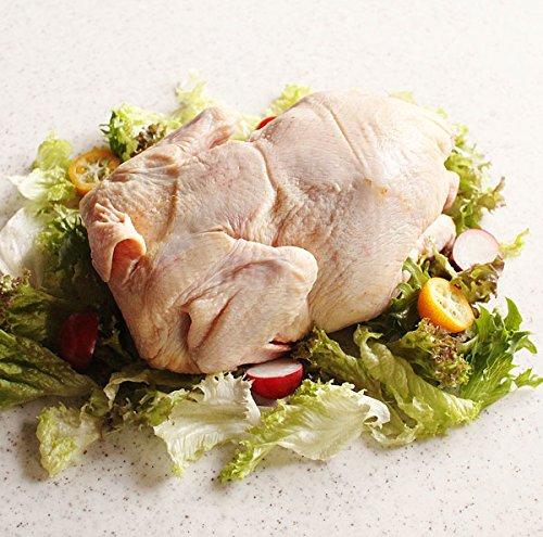 丸鶏 (若鶏) チキン  1羽 約1.1kg  冷凍