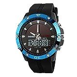 防水腕時計 SKMEIスポーツ腕時計 腕時計おしゃれ 腕時計電波