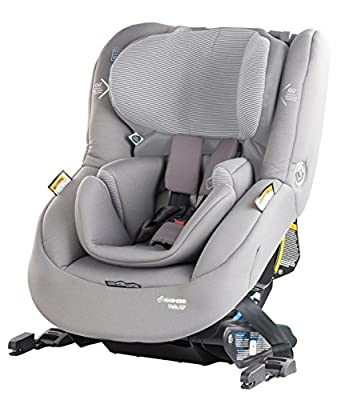 MAXI COSI Vela Convertible Car Seat with ISOFIX, 0-4 years, Concrete Grey