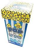 Pop Games - Pop for Letters 英語玩具 カードゲーム ポップゲーム(ポップコーン) 文字