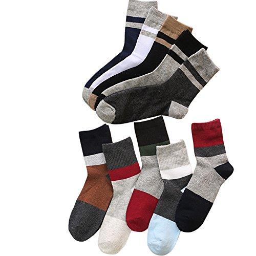 メンズ スニーカー ソックス 靴下 カジュアル 10足組 セット 24-27cm WZ-2010-04