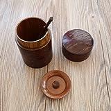 miyare(ミヤレ) 茶筒 桜皮貼り 漆塗り