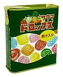 サクマ製菓 S15缶ドロップス 80g