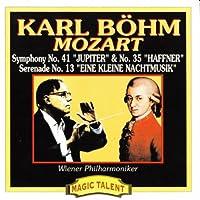 Mozart;Symphonies 35 & 41