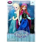 ディズ二ー アンナ&エルザ 30センチ人形パック Disney Frozen Exclusive 12 Inch Doll 2-Pack Anna & Elsa  並行輸入品