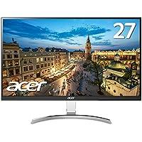Acer モニター ディスプレイ RC271Usmidpx (27インチ/IPS/非光沢/QHD/DVI-D(Dual Link対応)・HDMI・DisplayPort)
