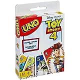 トイストーリー TOYSTORY4 トイストーリー4 UNO ウノ カードゲーム おもちゃ 玩具 PIXAR ピクサー Disney ディズニー グッズ