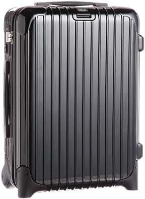 [リモワ] RIMOWA SALSA DELUXE キャビントローリー イアタ (33L / 3.4kg / 機内持込可能) 【5年保証・日本正規品】 85052 ブラック (ブラック)