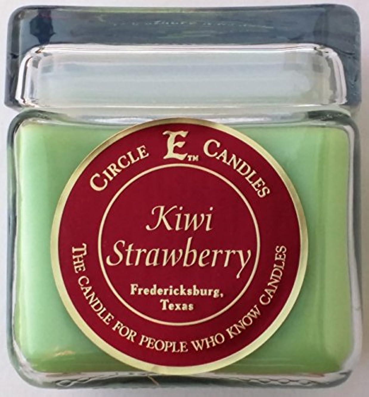 定数やめる覆す28oz円E Kiwi Strawberry Candle