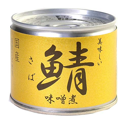 美味しい鯖味噌煮 190g 24缶