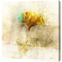 Falling Ginko Leaf byケンRoko – ギャラリーWrapped Gicleeキャンバスアートプリント – Ready To Hang 16