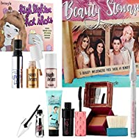 Benefit(ベネフィット),Stowaways Influencer Must-have 5/Set (MiniミニSize) + Highlighter Hot Shots Mini 4/Set [海外直送品] [並行輸入品]