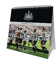 Newcastle Utd Desk Easel Official 2019 Calendar - Desk Easel Format