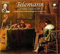Telemann - Complete Overtures, Vol 2
