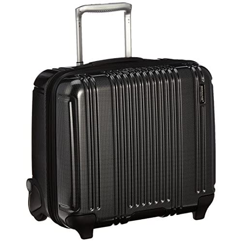 [バーマス] BERMAS スーツケース プレステージII横型2輪 31L 2.9kg サスペンションキャスター 60259 11-GM (ガンメタリック)