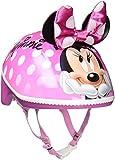 Sports Outdoors Best Deals - ディズニー ミニーマウス 3D ヘルメット キッズサイズ 7059827 【DM便不可】
