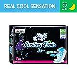 Sofy Cooling Fresh Night Slim Wing, 35cm, 9ct