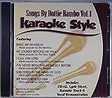 Daywind Karaoke Style: Songs By Dottie Rambo, Vol. 1
