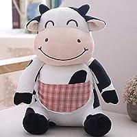 牛 ぬいぐるみ 45cm 抱き枕 動物 おもちゃ ふわふわ 超可愛い 癒し 赤ちゃんへ 彼女へ お誕生日 子供の日 プレゼント 店飾り バレンタインデー