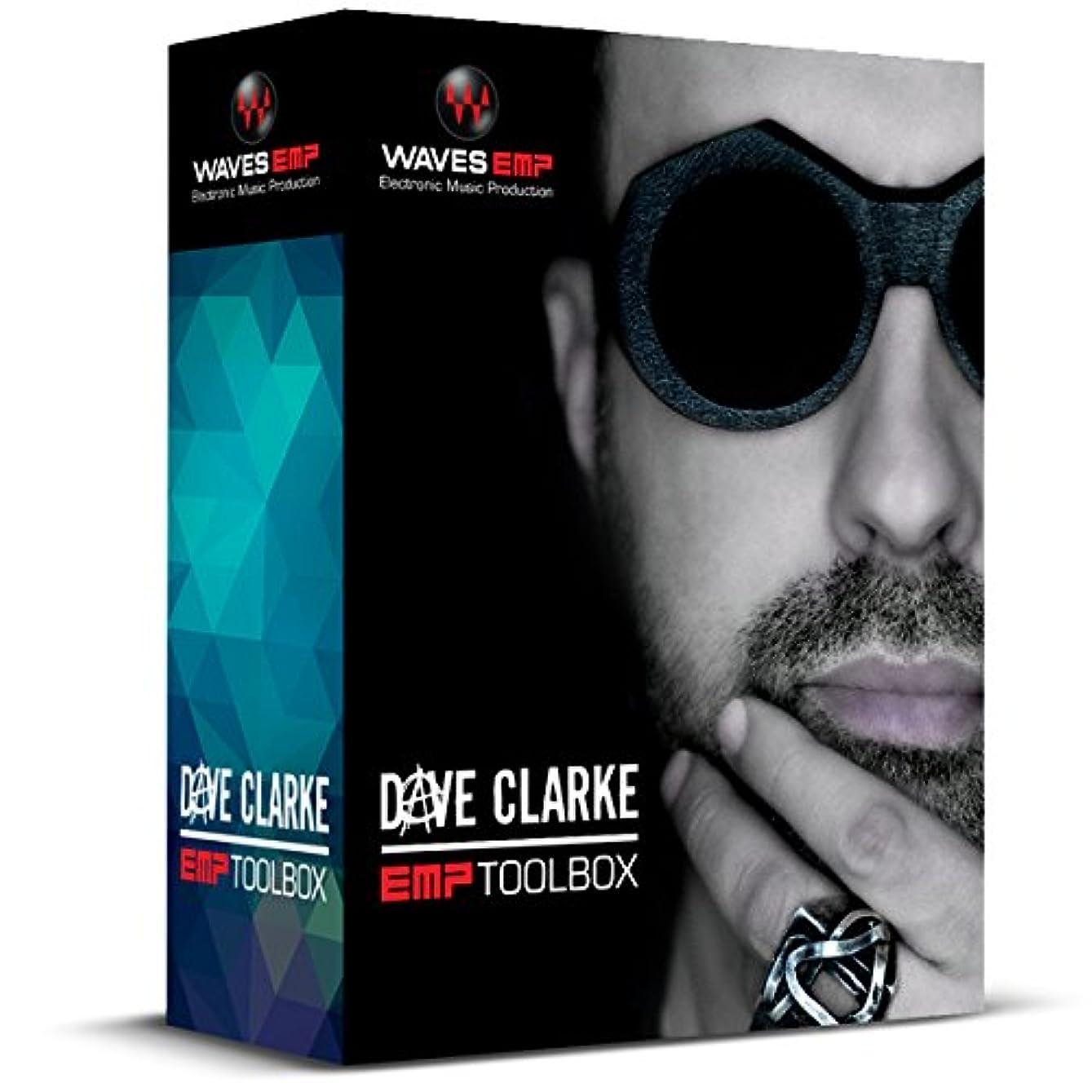鹿アニメーションウサギWAVES Dave Clarke EMP Toolbox バンドル プラグインソフト ウェーブス