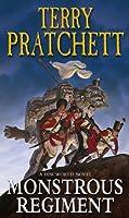 Monstrous Regiment by Terry Pratchett(1905-06-26)