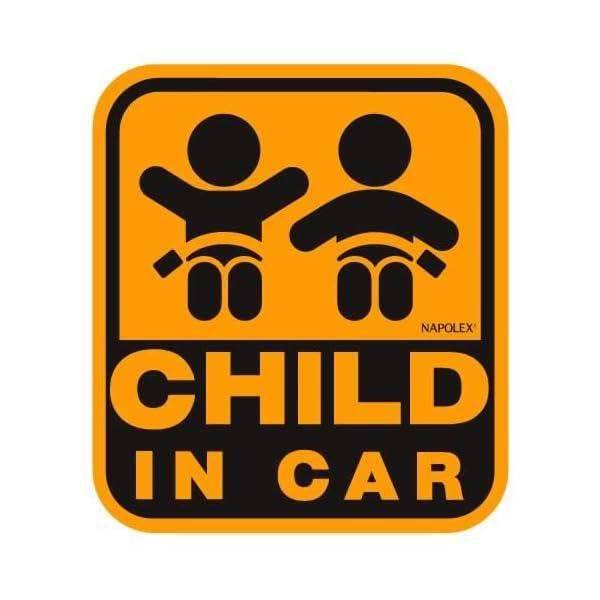 ナポレックス 損害保険付き CHILD IN C...の商品画像