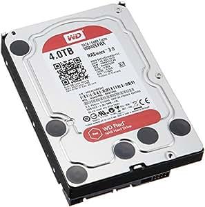 WD HDD 内蔵ハードディスク 3.5インチ 4TB WD Red WD40EFRX/SATA3.0/3年保証