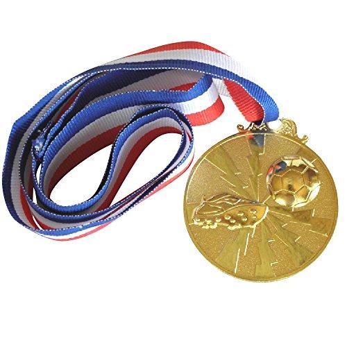 競技 別 金 銀 銅 メダル スポーツ クラブ 少年団 ミニ 大会 の 表彰に (サッカー ゴールド)