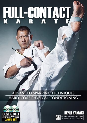Full-Contact Karate: Advanced Sparring Techniques and Hard-Core Physical Conditioning [DVD]