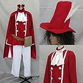 CXCOS AL0316 FF3 ファイナルファンタジー 赤魔道士 風 コスプレ衣装