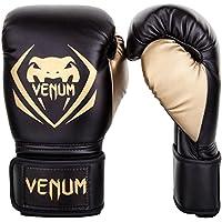 【VENUM】 ボクシンググローブ Contender (コンテンダー)(黒/ゴールド)