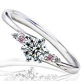 [ミワホウセキ] miwahouseki プロポーズ 婚約指輪 プラチナ 最高の輝き ダイヤモンド 0.2ct 鑑定書付 [M297PS]