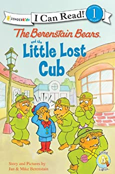 [Berenstain, Jan, Mike Berenstain]のThe Berenstain Bears and the Little Lost Cub (I Can Read! / Berenstain Bears / Good Deed Scouts / Living Lights) (English Edition)