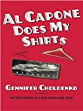 Al Capone Does My Shirts (Thorndike Press Large Print Literacy Bridge Series)