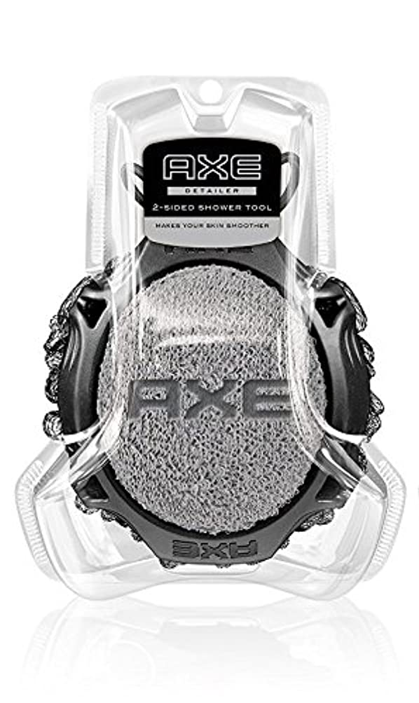 シャット共和国生活AXE (アックス) シャワー ツール ディテイラー(バス スポンジ) [並行輸入品]