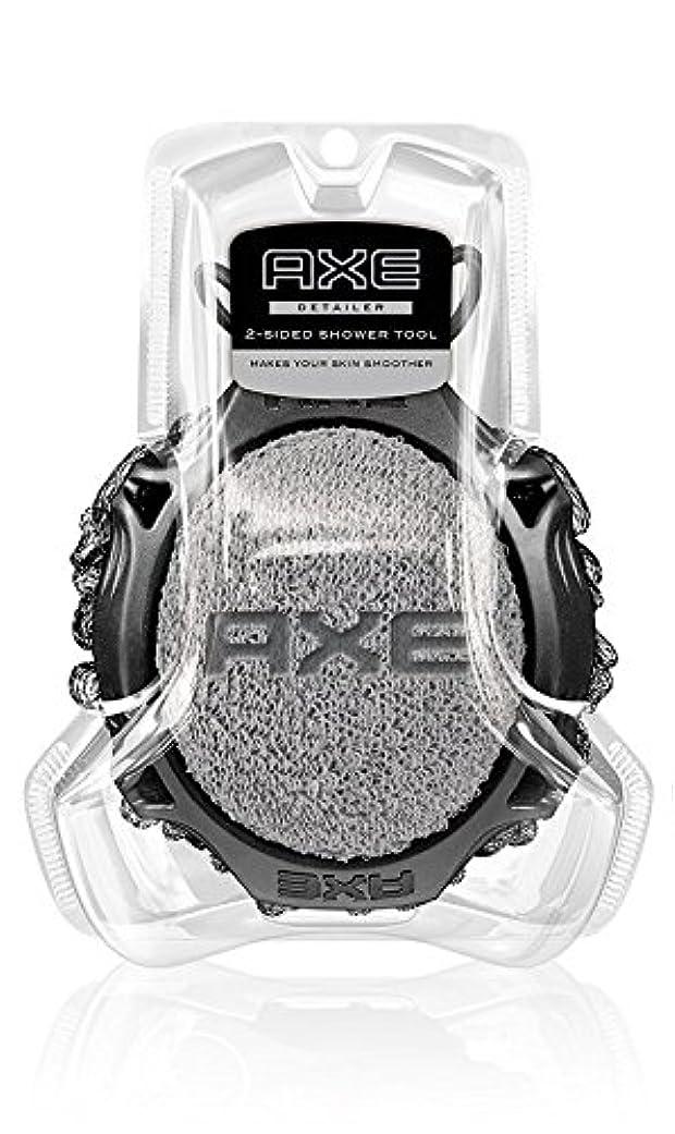 健康的浴スーパーAXE (アックス) シャワー ツール ディテイラー(バス スポンジ) [並行輸入品]
