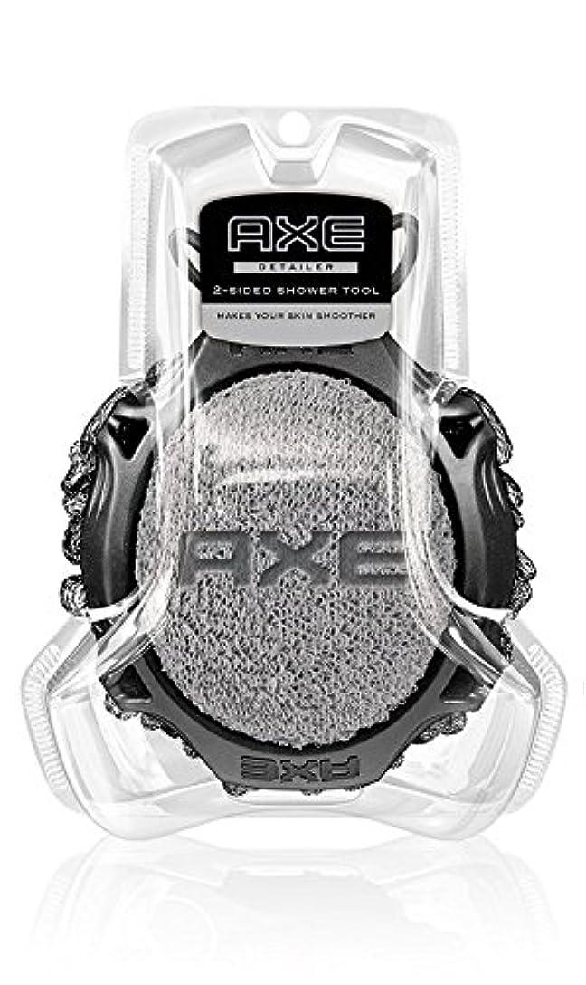 手荷物粉砕するチーターAXE (アックス) シャワー ツール ディテイラー(バス スポンジ) [並行輸入品]
