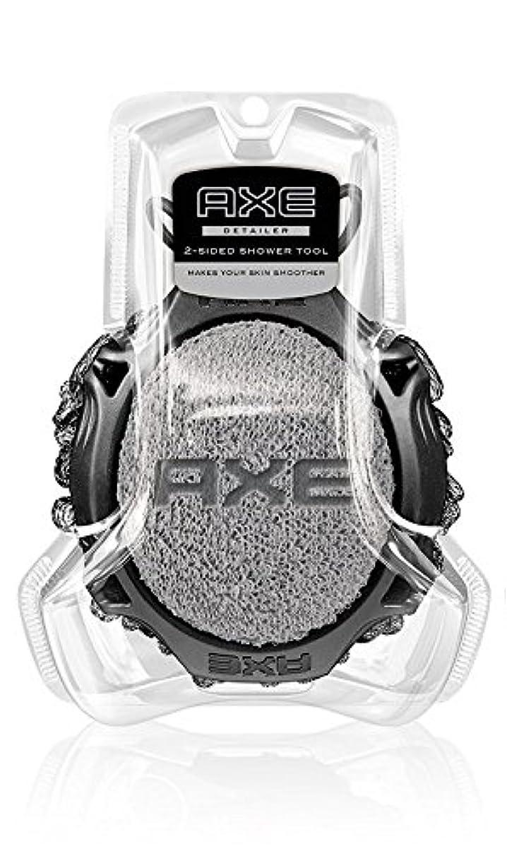 アフリカ快い抵当AXE (アックス) シャワー ツール ディテイラー(バス スポンジ) [並行輸入品]