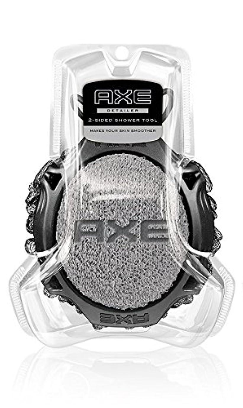 無心み名前AXE (アックス) シャワー ツール ディテイラー(バス スポンジ) [並行輸入品]